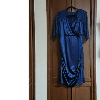 マタニティドレス 大きめドレス(マタニティワンピース)