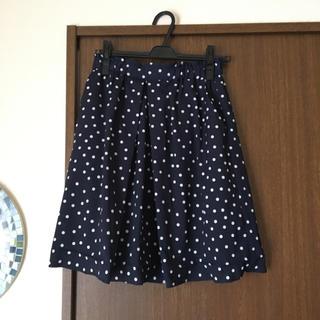 イネド(INED)の水玉スカート♡(ミニスカート)