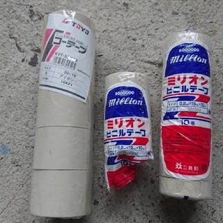 エアコン用ビニールテープ、非粘着コウテープ(その他)