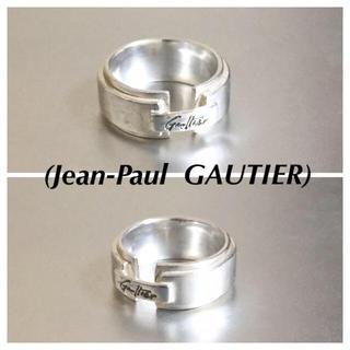 ジャンポールゴルチエ(Jean-Paul GAULTIER)のジャンポールゴルチエ925silverリング(リング(指輪))