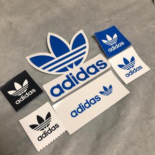 アディダス(adidas)のアディダス ステッカー adidas 非売品(その他)