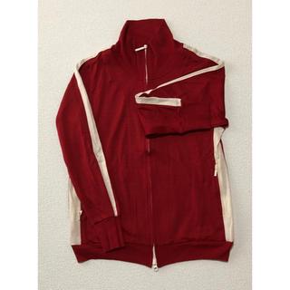 エフィレボル(.efiLevol)のÄ Knit Track Jacket(ニット/セーター)