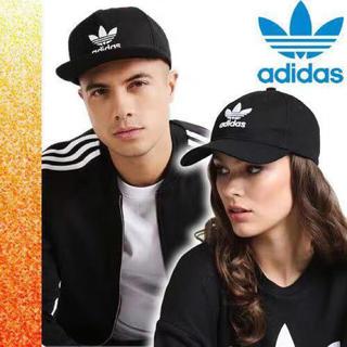 アディダス(adidas)の 早い者勝ち‼️新品 アディダス オリジナルス キャップ 黒 (キャップ)