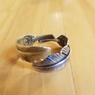 コンビ フェザー 指輪  キムタク(リング(指輪))