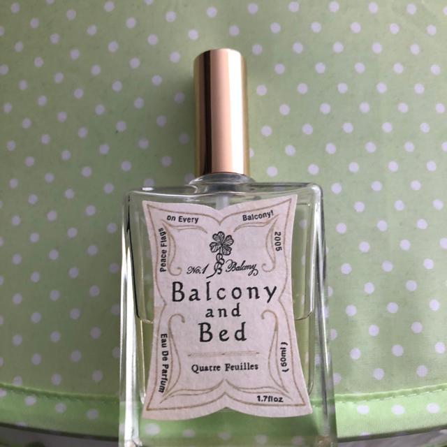Balcony and Bed(バルコニーアンドベット)の香水  コスメ/美容の香水(香水(女性用))の商品写真