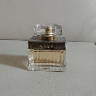クロエ(Chloe)のクロエ オーデパルファム 50ml 残料ほぼあり(香水(女性用))