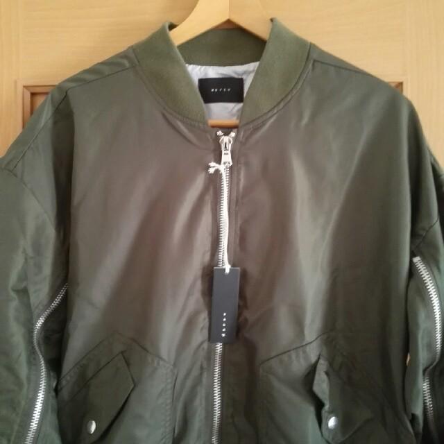FEAR OF GOD(フィアオブゴッド)のdsrcv ボンバー ジャケット メンズのジャケット/アウター(フライトジャケット)の商品写真