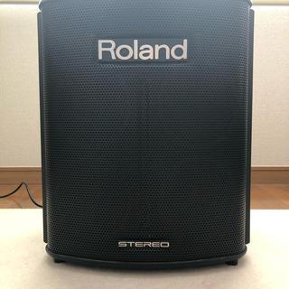 ローランド(Roland)のRoland BA-330 ポータブルPAシステム 送料込み(スピーカー)