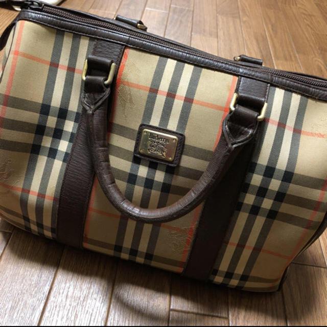 BURBERRY(バーバリー)のBURBERRY ミニボストンバッグ レディースのバッグ(ボストンバッグ)の商品写真