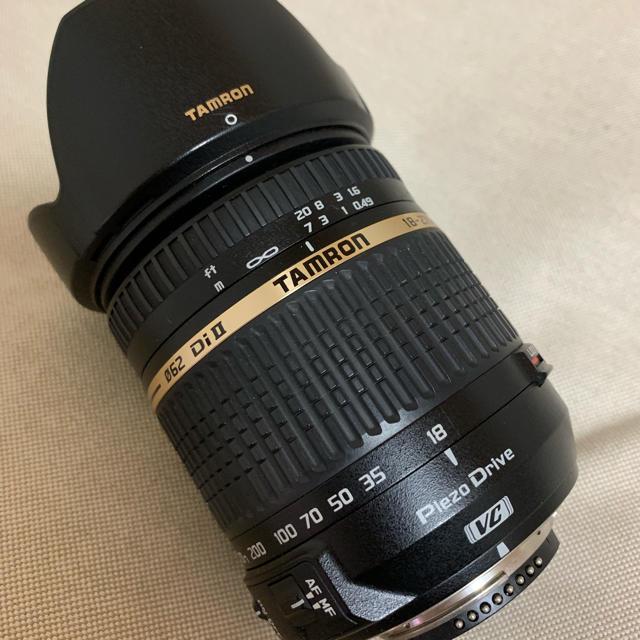 TAMRON(タムロン)のタムロン TAMRON 18-270mm F3.5-6.3 VC スマホ/家電/カメラのカメラ(レンズ(ズーム))の商品写真