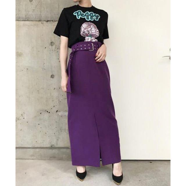 G.V.G.V.(ジーヴィジーヴィ)の【最終値下げ】G.V.G.V. ロングスカート レディースのスカート(ロングスカート)の商品写真