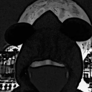 ディズニー(Disney)の三代目 おみくん 着用 ミッキーフードネックウォーマー (ネックウォーマー)