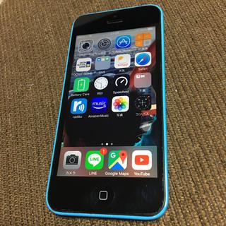 アップル(Apple)のiPhone5c ドコモ 32G 完動品(スマートフォン本体)