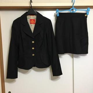 ヴィヴィアンウエストウッド(Vivienne Westwood)のイタリア製 スカート スーツ セットアップ ヴィヴィアン ウエストウッド(スーツ)