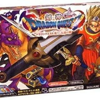 新品 剣神 ドラゴンクエス 蘇りし伝説の剣(家庭用ゲームソフト)