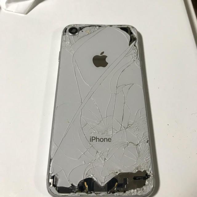 Apple(アップル)のi phon8 スマホ/家電/カメラのスマートフォン/携帯電話(スマートフォン本体)の商品写真