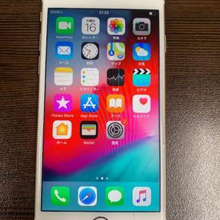 アイフォーン(iPhone)の【9049】iPhone6s 64(スマートフォン本体)