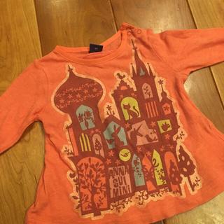 アナスイミニ(ANNA SUI mini)のアナスイミニ ロンT 80センチ(Tシャツ)