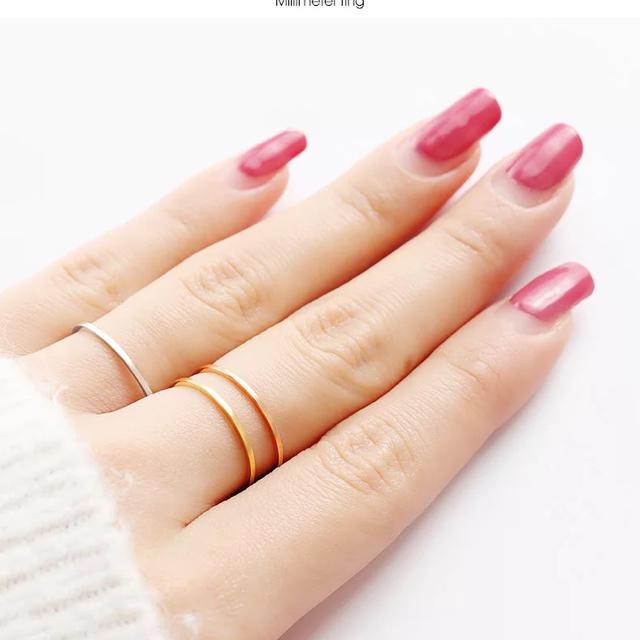 べそ様専用 レディースのアクセサリー(リング(指輪))の商品写真