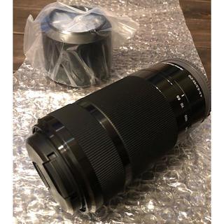 ソニー(SONY)の【未使用】SONY SEL55210 ソニー 望遠 ズームレンズ(レンズ(ズーム))