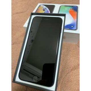 アイフォーン(iPhone)のiPhone7plus 128G JB(携帯電話本体)
