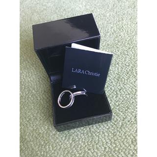 美品 人気 ブランド LARA Christie ペア指輪 銀製 バーゲンセール(リング(指輪))