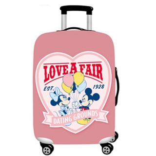 ディズニー(Disney)のSALE スーツケースカバー ミッキー♡ミニー M(スーツケース/キャリーバッグ)