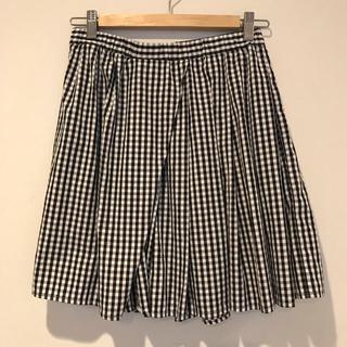 ヌメロヴェントゥーノ(N°21)のN°21 ギンガム スカート(ひざ丈スカート)