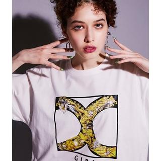 エックスガール(X-girl)のジョジョ Tシャツ XL(Tシャツ/カットソー(半袖/袖なし))