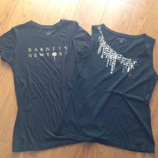 バーニーズニューヨーク(BARNEYS NEW YORK)の専用 バーニーズNYとバナリパ 2枚(Tシャツ(半袖/袖なし))