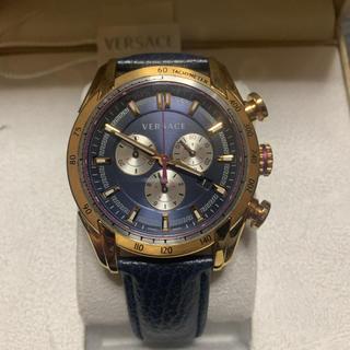 ヴェルサーチ(VERSACE)のヴェルサーチ (Versace) 腕時計 メンズ 【定価約12万】(腕時計(アナログ))