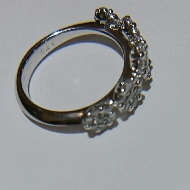 PonteVecchio(ポンテヴェキオ)のポンテヴェキオ ダイヤモンドリング 極美品 162000円 レディースのアクセサリー(リング(指輪))の商品写真