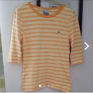 ナイキ(NIKE)のナイキTシャツ 7部丈 Mサイズ(Tシャツ(長袖/七分))