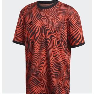 アディダス(adidas)のTANGO CAGE ENG トレーニングジャージー(Tシャツ/カットソー(半袖/袖なし))
