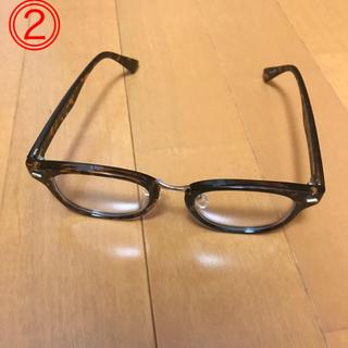 ジーユー(GU)のメガネ(サングラス/メガネ)