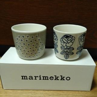 マリメッコ(marimekko)のマリメッコ ヴィヒキルース ラテマグ(グラス/カップ)