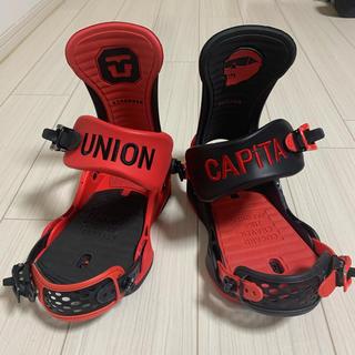 capita × union バインディング ビンディング(バインディング)