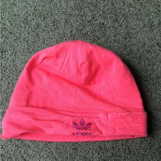 アディダス(adidas)のadidasニット帽(帽子)