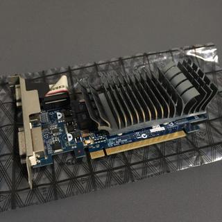 エイスース(ASUS)のグラフィックボード nVIDIA GeForce 210 SILENT(PCパーツ)