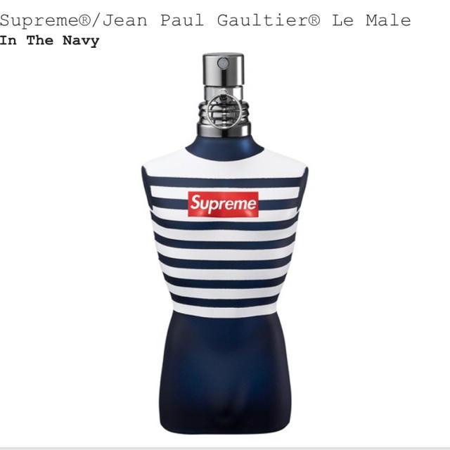 Supreme(シュプリーム)のSupreme®/Jean Paul Gaultier® Le Male  香水 コスメ/美容の香水(香水(男性用))の商品写真