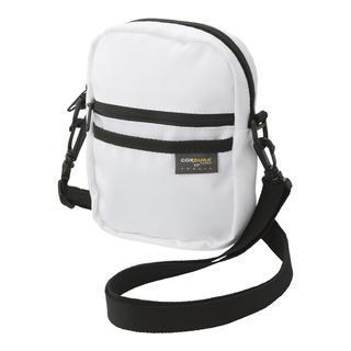 ジーユー(GU)の新品美品  gu  ミニショルダーバッグ  ホワイト(ショルダーバッグ)