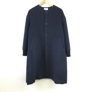 コンバース(CONVERSE)の美品 コンバース CONVERSE ワンピース 黒 レディース スカート 長袖(ひざ丈ワンピース)
