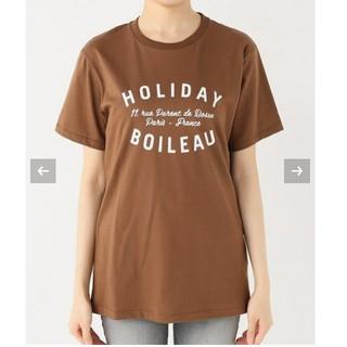 アパルトモン HOLIDAY CLASSIC Tシャツ