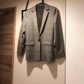 ジーユー(GU)の美品♡GUのオジジャケット(テーラードジャケット)