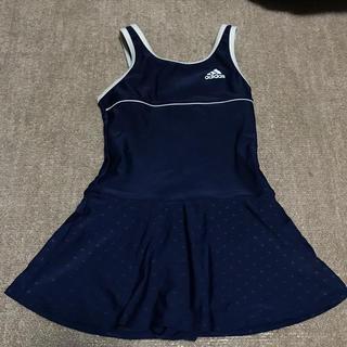 ナイキ(NIKE)の女児 水着 アディダス スカート 150cm(水着)