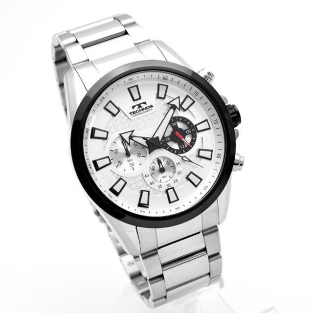 30f737cb614f TECHNOS(テクノス)のテクノス 腕時計 メンズ TSM616TS クロノグラフ ブランド 時計 メンズの時計