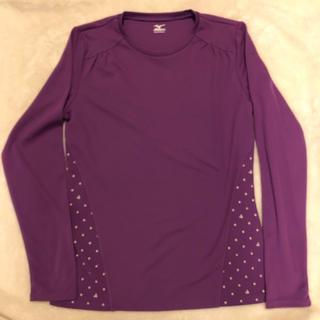 ミズノ(MIZUNO)のミズノ ディズニー プラクティスシャツ(Tシャツ(長袖/七分))