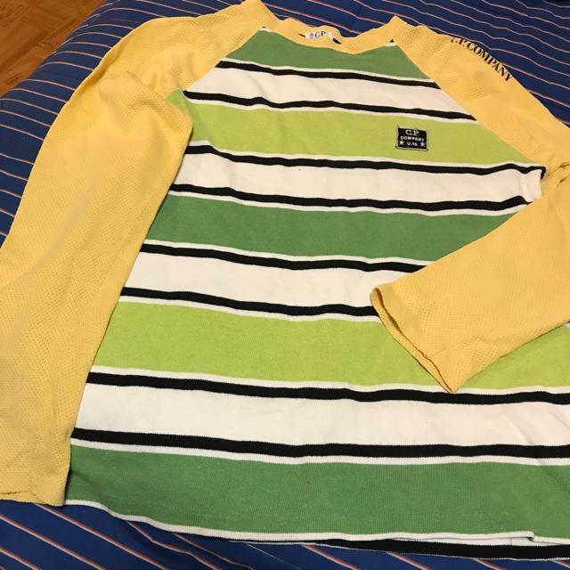 C.P. Company(シーピーカンパニー)のCPカンパニー  メンズTシャツ(訳あり) メンズのトップス(Tシャツ/カットソー(半袖/袖なし))の商品写真