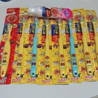 アンパンマン(アンパンマン)の歯ブラシ 歯みがき粉 アンパンマン(歯ブラシ/歯みがき用品)