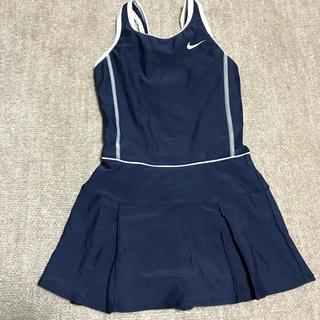 ナイキ(NIKE)の女児 水着 スカート 140cm ナイキ(水着)